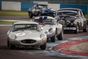 `Jaguar Heritage Challenge Race Series' regressa em 2016