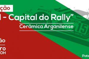 """Exposição """"Arganil – Capital do Rally""""  inaugura este Sábado"""