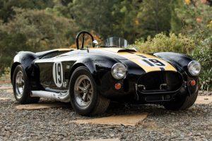 Raro Shelby 427 Competition Cobra vai a leilão (com Vídeo)
