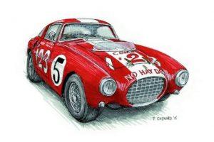 """""""Ferrari in Art"""" disponível para visualização online"""