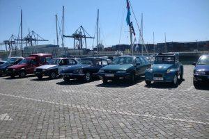 Clube Citroën Clássico de Portugal reúne-se este Domingo
