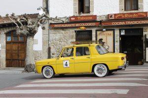Rallye Sierra de Bejar inaugura  1º Cameponato Salmantino de Regularidade Histórica