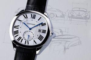 Automóveis clássicos inspiram colecção da Cartier