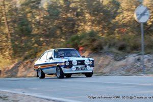 50 equipas alinham este Sábado no Rallye de Inverno
