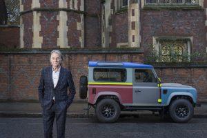 Curta-metragem exclusiva do Land Rover Defender de Paul Smith