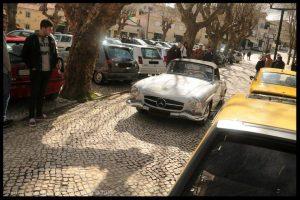 Sintra Clássicos junta dezenas de veículos em encontro mensal