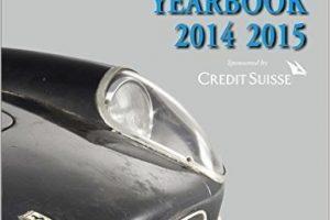 """""""Classic Car Auction 2014-2015 Yearbook"""" : as tendências de mercado em livro"""