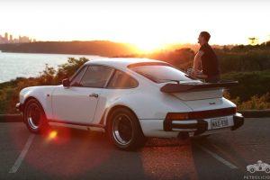 """Este Porsche 930 Turbo é um """"enviuvador"""" (com Vídeo)"""