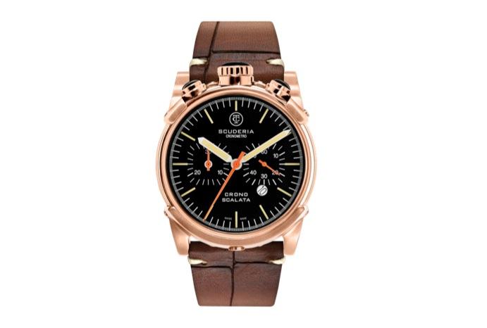 CT Scuderia revela primeiro relógio da colecção de 2016