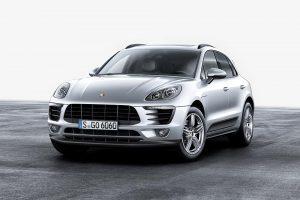 Porsche Macan: versão de entrada com motor de quatro cilindros turbo