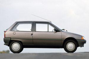 Clube Citroën Clássicos assinala 30 anos do AX