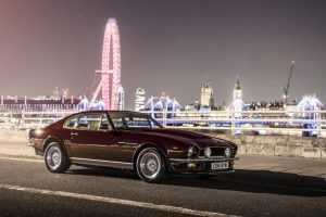Aston Martin V8 Vantage de Elton John à venda