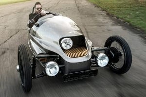 Morgan lança modelo eléctrico inspirado no 3-Wheeler (com Vídeo)