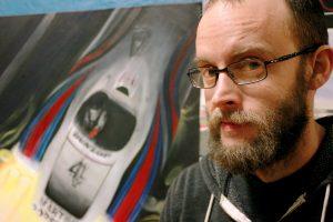 """Museu do Caramulo inaugura este Sábado exposição """"Speed Lines"""" de Alex Wakefield"""