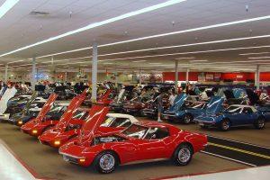 Muscle Car City: um paraíso de Corvettes (com Vídeo)
