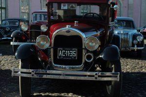 Clube de Automóveis Antigos da Costa Azul organiza Passeio à Ota