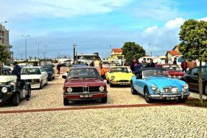 Clássicos na Pista junta 25 automóveis na Praia da Vagueira