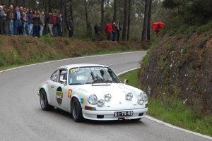 Rallye do Espinhal: Bernardo Esteves/ Jose Luiz Esteves vencem em Clássicos