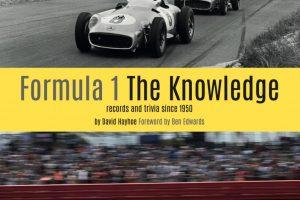 """""""Formula 1 The Knowledge"""" já à venda"""