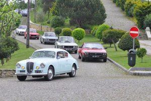 Scuderia Lancia Portugal reúne-se em Coimbra