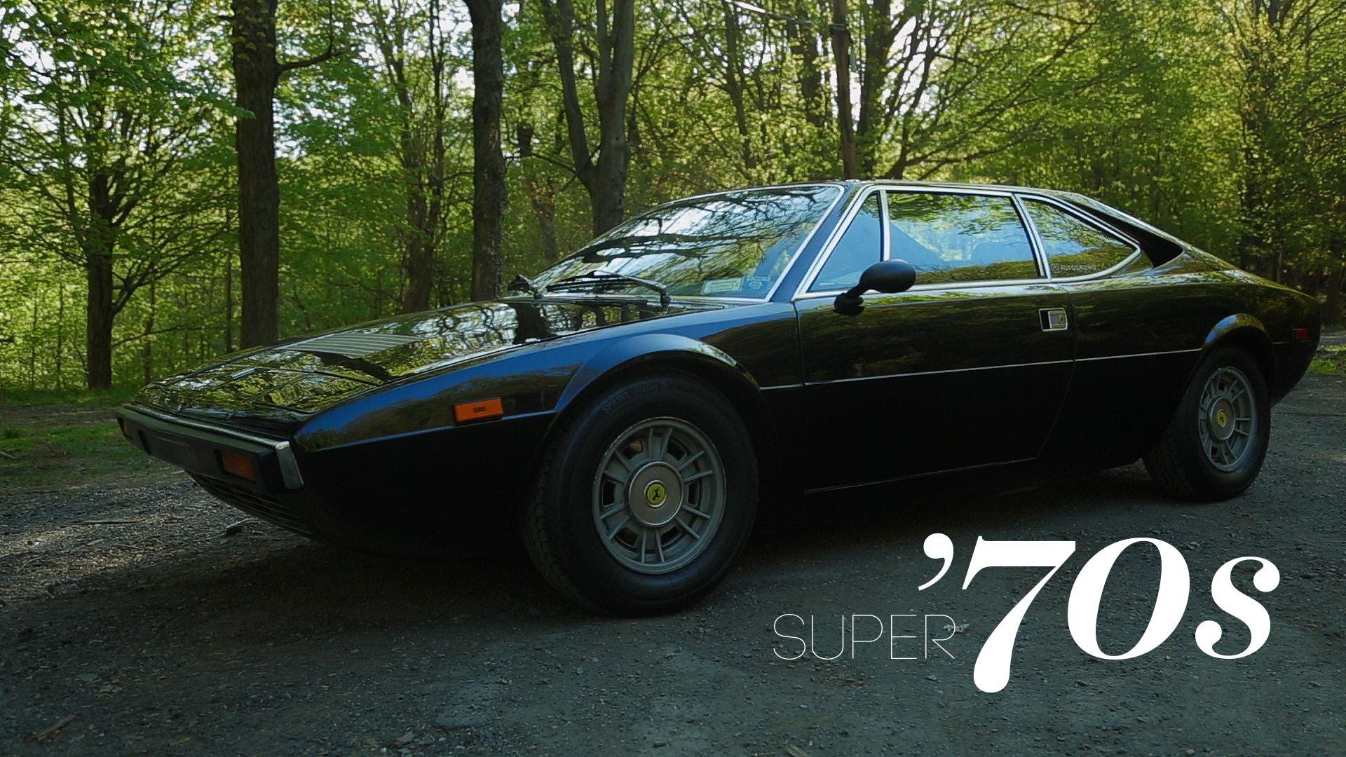 Reviver os anos 70 num Ferrari 208 GT4 (com Vídeo)