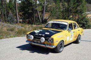 Rali do Automóvel Clube de Tomar Histórico já para a semana