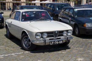ARCP reuniu cerca de 30 viaturas italianas em Lisboa