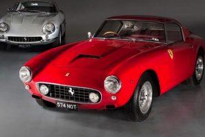 H&H leiloa dois Ferraris multimilionários