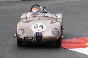Monaco Historique: JD Classics triunfa com C-Type que pertenceu a Fangio