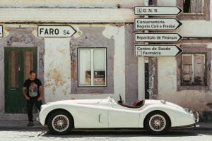 Passeio da Primavera reuniu 85 automóveis antigos e clássicos no Algarve