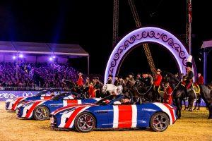 Jaguar Land Rover junta-se à celebração do 90º aniversário da Rainha