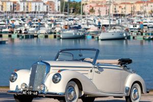 Algarve Classic Cars regressa na próxima semana
