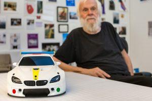 Novos Art Cars da BMW à vista