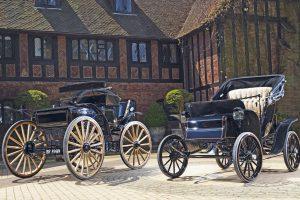 Automóveis eléctricos centenários vão a leilão