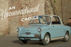 Bianchina: uma escolha pouco convencional (com Vídeo)