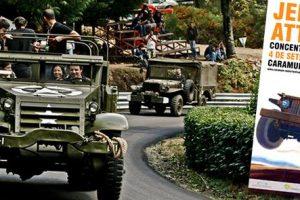 """Jeep Attack!"" no Caramulo Motorfestival"