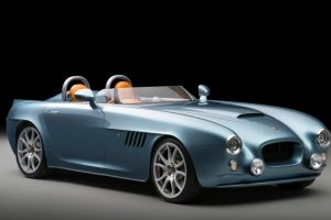 Bristol Bullet Speedster vai estar exposto pela 1ª vez no Salon Privé
