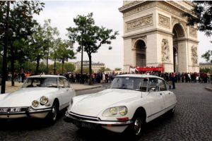 Carros Clássicos vão poder circular em Paris