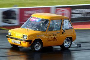 Automóvel eléctrico dos anos 70 bateu o record mundial de velocidade (com Vídeo)