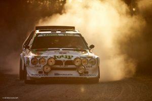 Lancia Delta S4: adrenalina bombástica (com Vídeo)
