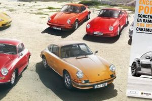 Encontro Porsche no Caramulo Motorfestival