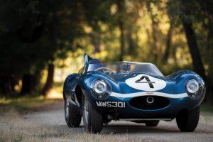 RM Sotheby's bate recorde com venda de Jaguar D-type por 21,78 milhões de dólares