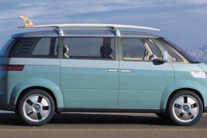 Volkswagen vai relançar a clássica Van Kombi