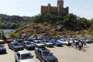 Encontro Anual Clube E30 Portugal realizou-se no coração do Ribatejo