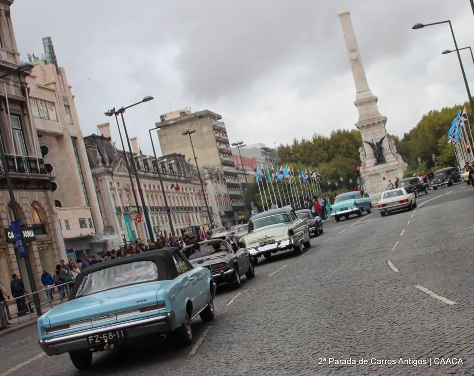 200 clássicos vão invadir a Avenida da Liberdade no próximo Domingo