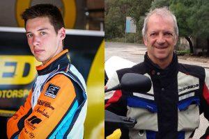 Rafael Lobato e Francisco Sande e Castro prometem adrenalina no Caramulo Motorfestival