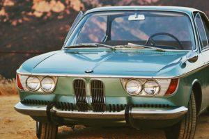 Este BMW 2000 CA mudou as regras do jogo