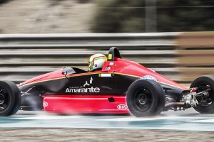 Luís Calheiros Ferreira vence título rookie nas Single Seater Series