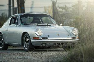 Porsche 911 de 1965: um clássico desportivo pronto a competir