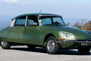 Colecção do Museu do Caramulo recebe Citroën DS21 de 1973
